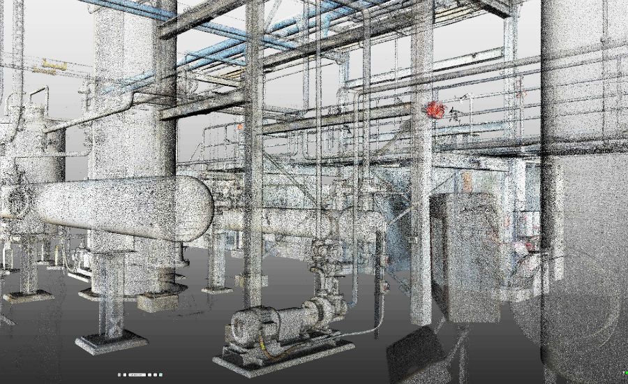 point cloud modeling